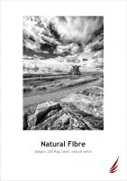 Photolux Natural Fibre 265, natural white - A2 - 25 Blatt